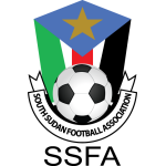 South Sudan National Team Badge