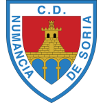 CD Numancia de Soria II Badge