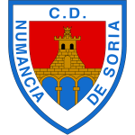 CD Numancia Under 19 Logo