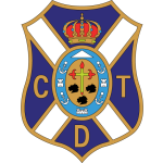 CD Tenerife Badge