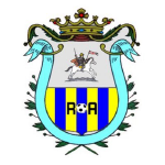 CF Racing d'Algemesí Under 19 Logo