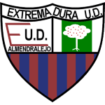 Extremadura UD Under 19 Badge