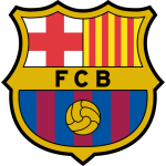 FC Barcelona Under 19 Badge
