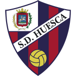 SD Huesca Under 19 Badge