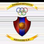 SD Navarro CF Badge