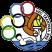 UDC Txantrea Under 19 logo