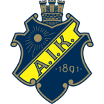 AIK Fotball Women Badge