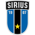 IK Sirius Fotboll Under 19 Badge
