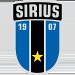 IK Sirius Fotboll Badge