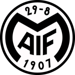 Motala AIF FK Badge