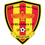 Card Stats for Syrianska FC