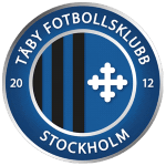 Täby FK Badge
