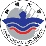 Ming Chuan University Badge