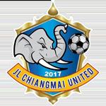JL Chiangmai United FC Badge