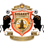 Card Stats for Sisaket FC