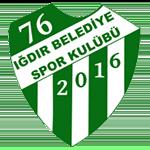 76 Iğdır Belediye Spor Kulübü Badge