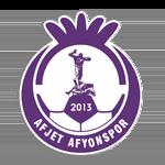 Afjet Afyon Spor Kulübü Badge