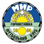 FC Myr Hornostayivka Badge