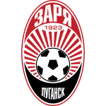 Card Stats for FC Zorya Luhansk