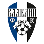 FK Balkany Zorya Badge