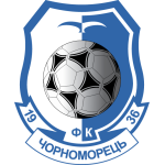 Card Stats for FK Chornomorets Odessa Under 19