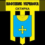 FK Naftovyk-Ukrnafta Okhtyrka Badge