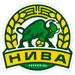 FK Nyva Ternopil Badge