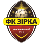 FK Zirka Kropyvnytskyi Under 19 Badge