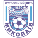 Card Stats for MFK Mykolaiv