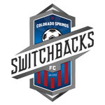 Colorado Springs Switchbacks FC Badge
