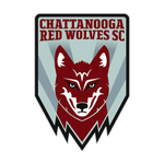 Dalton Red Wolves SC logo