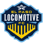 El Paso Locomotive FC Badge