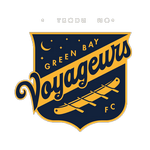 Green Bay Voyageurs FC Badge