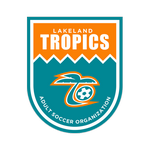 Lakeland Tropics SC Badge