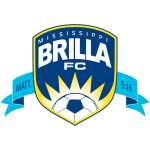 Mississippi Brilla FC Badge