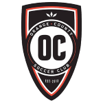 Orange County SC II Badge