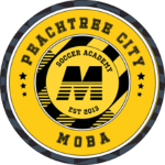 Peachtree City MOBA FC Badge