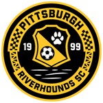 Pittsburgh Riverhounds FC Badge
