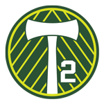 Portland Timbers II Badge