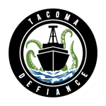 Tacoma Defiance Badge