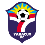 Card Stats for Yaracuy FC