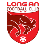 Long An FC Badge