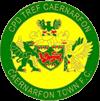 Caernarfon Town FC Badge