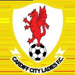 Cardiff City Ladies FC Badge