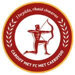 Cardiff Metropolitan University FC Badge