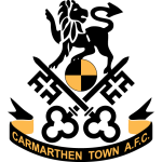 Card Stats for Carmarthen Town AFC
