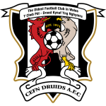 Cefn Druids AFC Badge