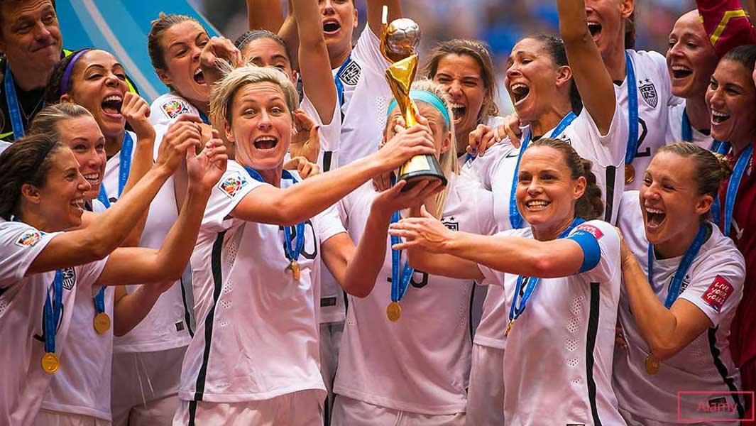 Womens Football: USA Current World Champions